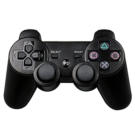 1da88df1efb Amazon.com  New Arrival 5 Color For Sony PS3 Wireless Bluetooth Game ...