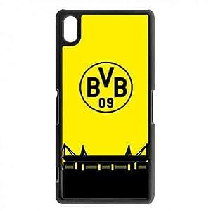 Goddardcase Borussia Dortmund Football Club Logo For Sony Xperia Z2 Bvb54 German Bunds Liga Fc Printed Black Back Design