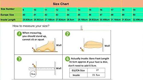 Mujer para de Sandalias Zapatos Tac wan175Ox7q