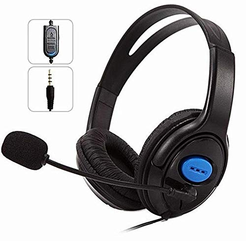Headphone Headset P2 c/Microfone p/Playstation 4