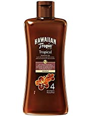 Hawaiian Tropic Tropical Tanning Oil Coconut Zonneolie SPF 4, 200 ml, 1 st