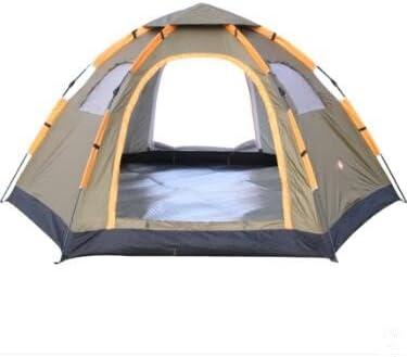 Tienda hexagonal al aire libre Camping tiendas de campaña ...