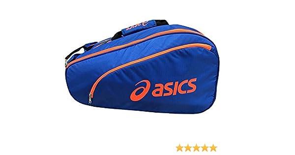 ASICS 114574-0808 Bolsa de pádel, Unisex Adulto, Azul (Imperial ...