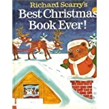 Richard Scarry's Best Christmas Book Ever, Richard Scarry, 0394849361