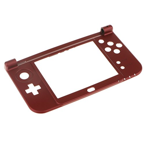 MagiDeal Bottom Middle Frame Protector Shell Housing Faceplate for Nintendo New 3DS XL LL Video Game Console
