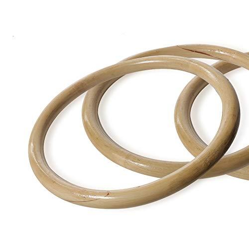 Huntingdoor Training Rattan Ring Wing Chun YeWen Sau Sticky Hand Strength Exercise Ring Tsun Siu Lum Taiji Kung Fu Rings