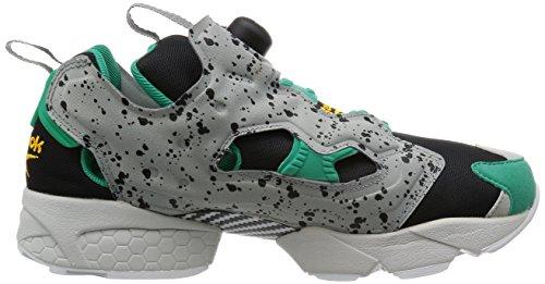 Reebok Instapump Fury Sp Garçons Baskets / Chaussures Gris