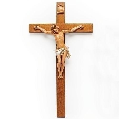 22.5'' Crucifix Wall Décor