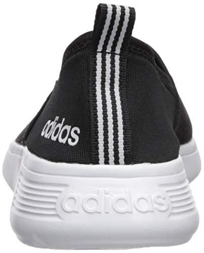 nero Racer On Slip 6 White Nero Casuale Us Neo bianco Scarpa Adidas Lite W M Da Black Della Tennis wA4gB77q