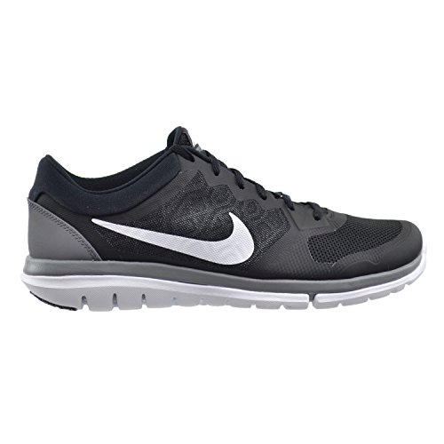 Nike Men's Flex Experience RN (Black/Cool Grey/White)...