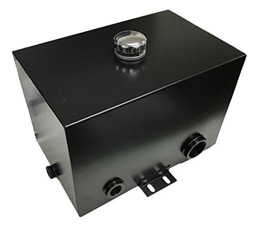 Delavan HYDRES-10-MP PowerMAX 10 Gallon Steel Hydraulic Reservoir Tank with Magnetic Drain Plug Inlet 2