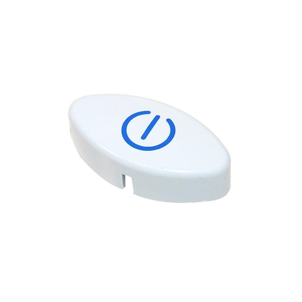 INDESIT - Boton pulsador lavavajillas Indesit IDL ovalado: Amazon ...