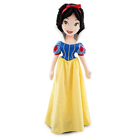 Plush Snow White Doll 21