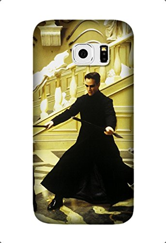 Customized The Matrix Reloaded Movie Hard Case for Samsung Galaxy S6 Edge Design By [Susan Williams]