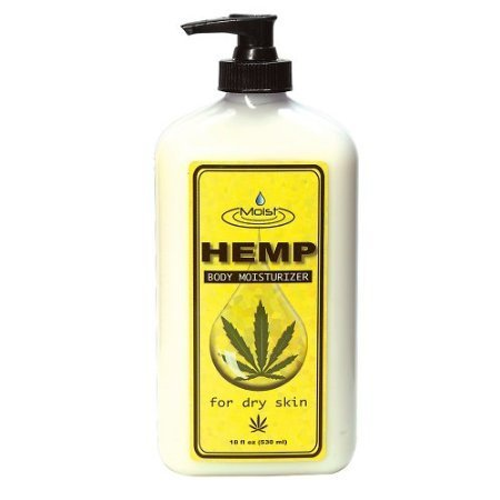 Hemp Body Moisturizer