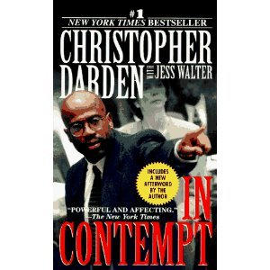 In Contempt by Christopher Darden with Jess Walter
