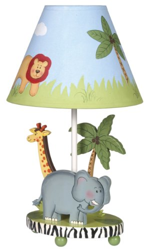 Guidecraft Safari Collection Table Lamp - bedroomdesign.us
