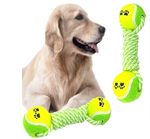Dog Bite Tug Toy – Durable, Interactive Toys for Medium to Large Dogs – Perfect for Tug of War, Fetch & Puppy Training…
