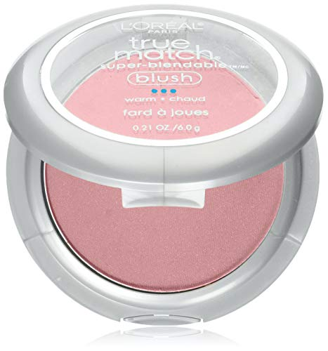 L'Oreal Paris True Match Blush, Tender Rose, 0.21 Ounces
