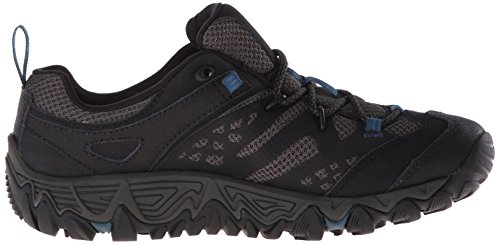 Zapatillas Merrell Mujeres All Out Blaze Vent Hiking Negro