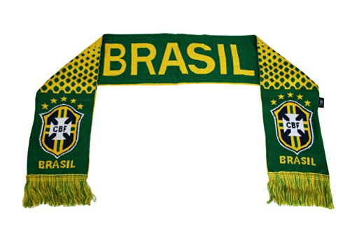 World Cup Soccer Brazil Scarf