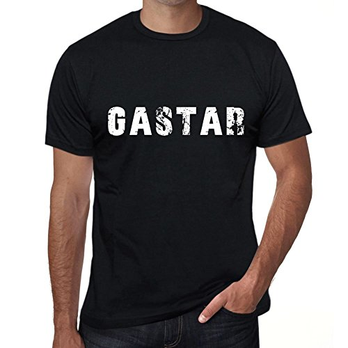 Gastar Mens T Shirt Black Birthday Gift 00550