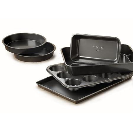 Review Calphalon Nonstick Bakeware Set,