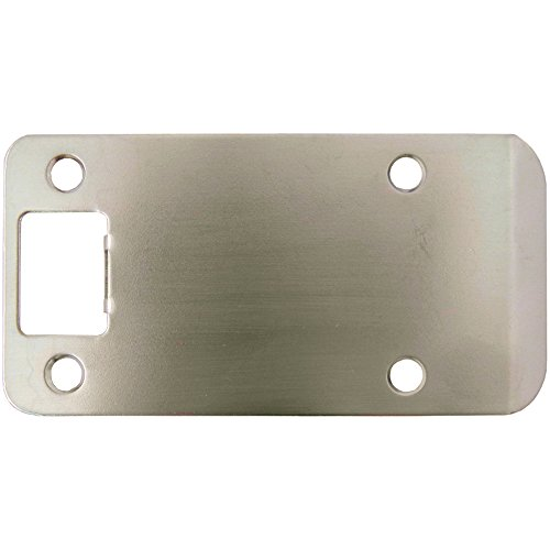 Stone Harbor Hardware 50104-15 Extended Lip Strike Plate with 4