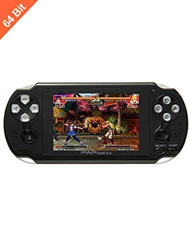 JXD Handheld Console Portable GM01049BlackUS