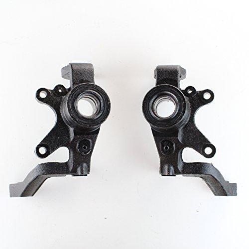 Front Left & Right Steering Knuckle Kit Set 2004-2013 Yamaha Rhino 450 660 700 5UG-F3502-12-00 5UG-F3501-12-00