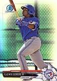 #9: 2017 Bowman Draft Chrome Refractor #BDC-150 Vladimir Guerrero Jr. Baseball Card