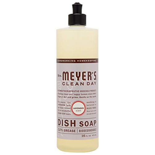 dish detergent mrs meyers - 6