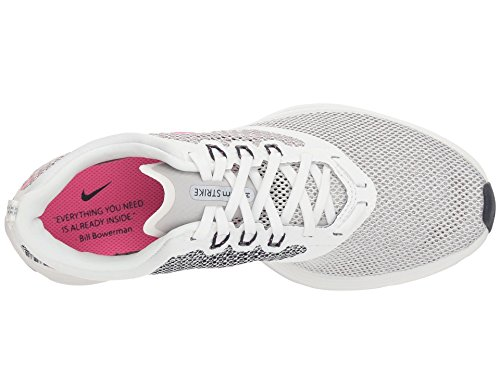 001 White Grey Multicolore pink vast Basses Sneakers Femme summit Strike Wmnszoom Blast Nike 1wOqf70