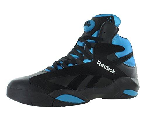 Reebok, Sneaker Da Uomo, - Black Azure - Taglia: 45