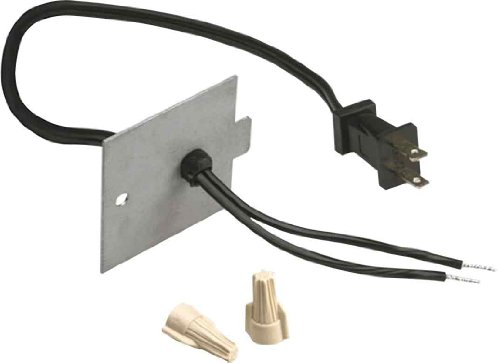Dimplex BFPLUGE Plug Kit for Built-In Fireplace (Tools Fireplace Inserts)