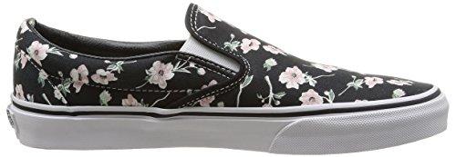 Vans U Classic Slip-On Vintage Floral - Zapatillas bajas unisex Vintage Floral/Blue Graphite