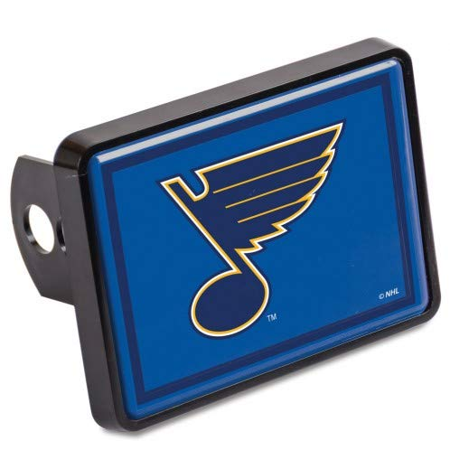 - WinCraft St Louis Blues Laser Cut Trailer Hitch Cover