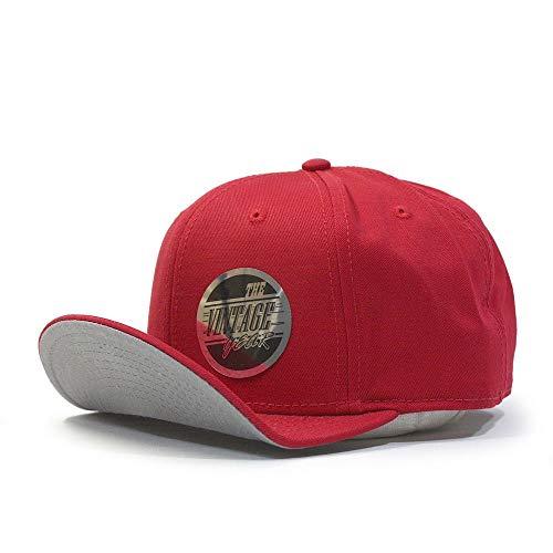 Flat to Full Flip Brim Cotton Twill Bendable Visor Adjustable Snapback Caps -