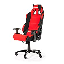 AKRacing Prime Gaming Chair | Black and Red | (K701A)