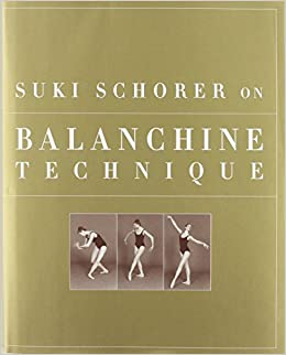 Book Suki Schorer on Balanchine Technique