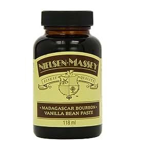 Nielsen Massey - Madagascar Bourbon Vanilla Bean Paste - 118ml (Pack of 2)