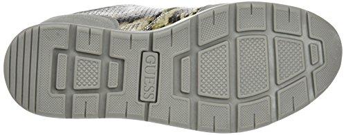 GUESS Fllce3 Sue12, Zapatillas para Mujer Verde (OLIVE)