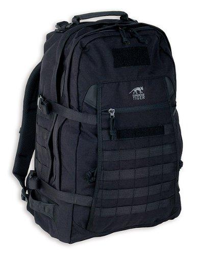 タスマニアンタイガー ミッションパック 37L Tasmanian Tiger Mission Pack 【正規輸入代理店直売】 B00AA9A574 ブラック ブラック