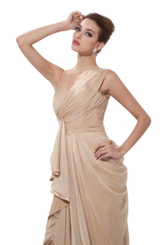 Abendkleid Ballkleid Chiffon Designes Romantishce Bodenlange aus qAOxww1tR