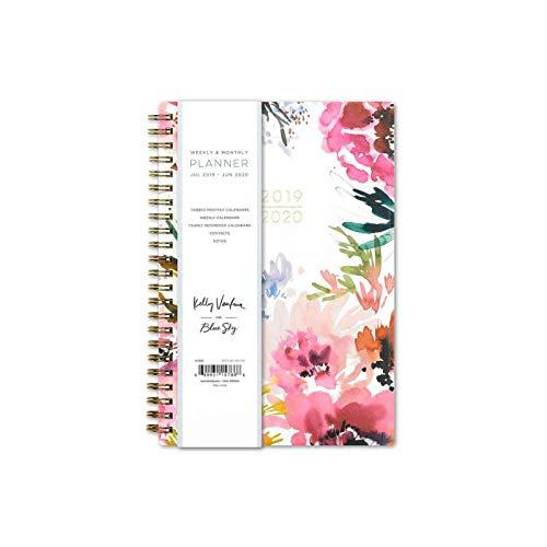 Joy 2012 Calendar - 2019-2020 Academic Planner 4'' X 6''