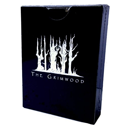 The Grimwood: A Slightly Strategic, Highly Chaotic Card Game (Halloween Games For Eight Year Olds)