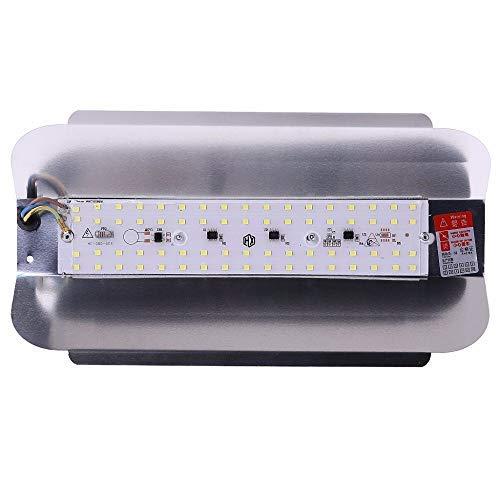 (ZANAN -Tecco - 50W LED Lodine Tungsten Lamp Waterproof Outdoor SpotLight Floodlight SpotLight)