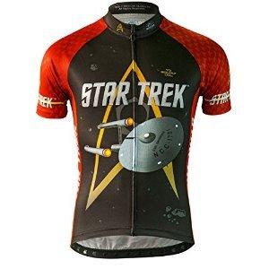 Brainstorm Gear 2015 Men's Star Trek Engineering Cycling ...