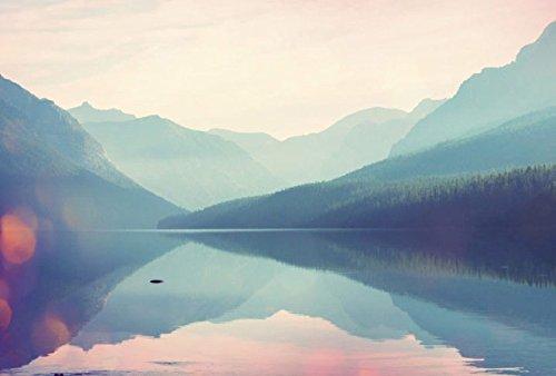 Scenolia Panoramic Poster Wallpaper Mature Mist 4 x 2.70 m XXL HD Quality