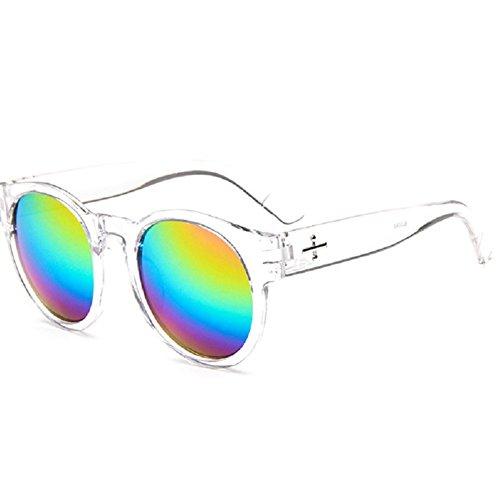 O-C Women's Modern Fashion Wayfarer Sunglasses 53mm Width - Optical Rx Locations